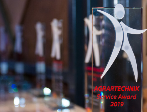 Agrartechnik Service Award neu aufgestellt -Teilnahme ab sofort möglich